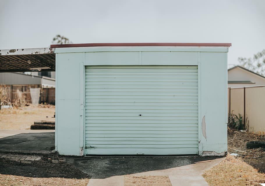 Outdoor roller shutters Replacement